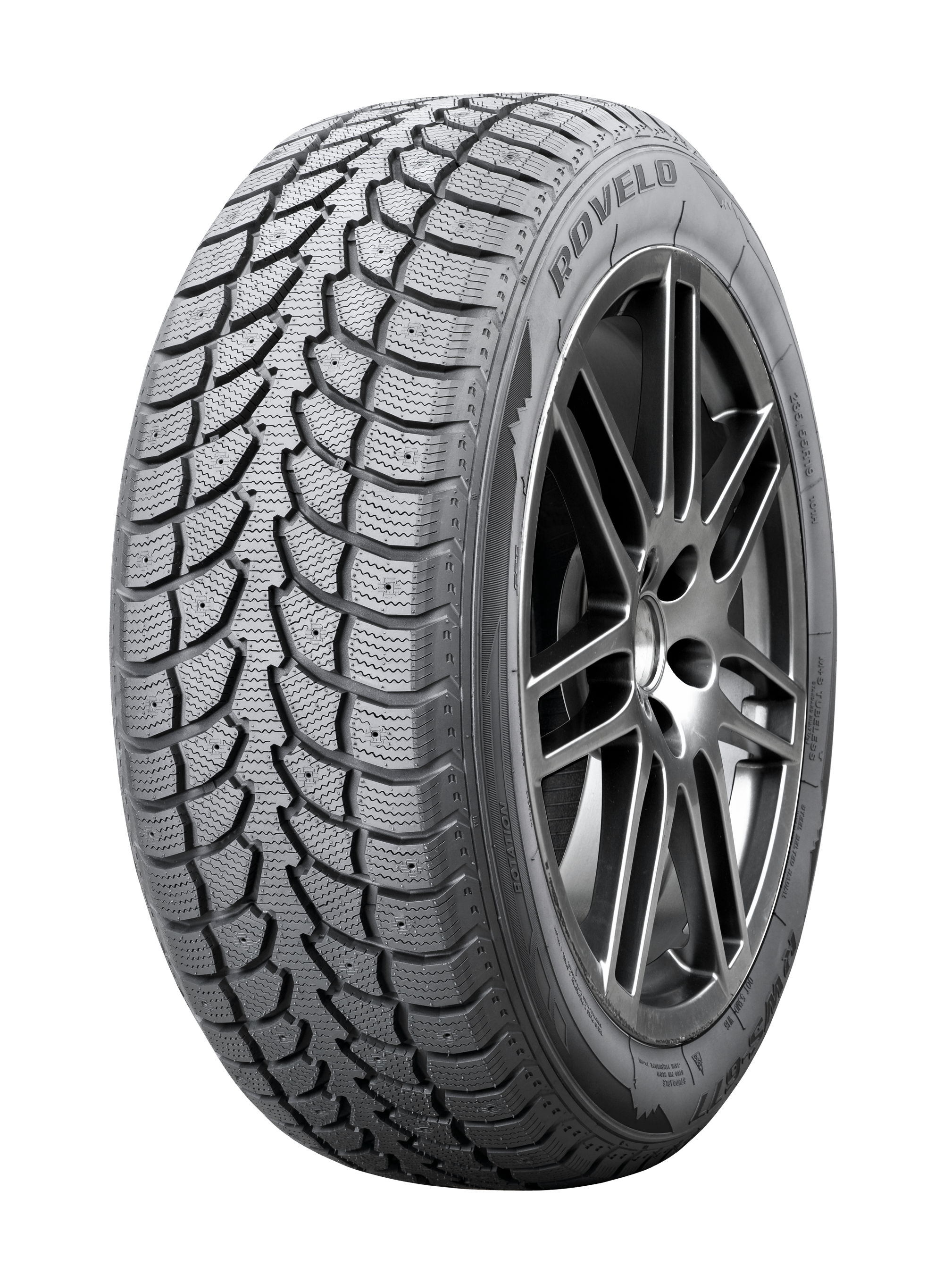 185 60R14 Tires >> ROVELO RWS-677 STUDDABLE WINTER TIRE